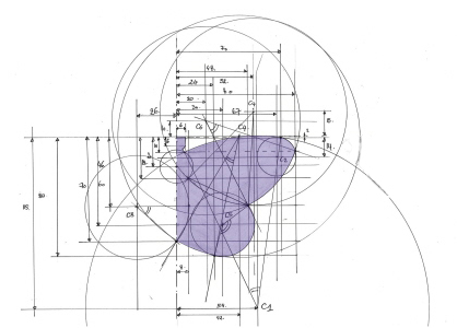 Horology workshop Art A.L.B design mechanical luxury drawingbutterfly dial handmade wrist watch